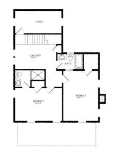 Floorplan Level 2