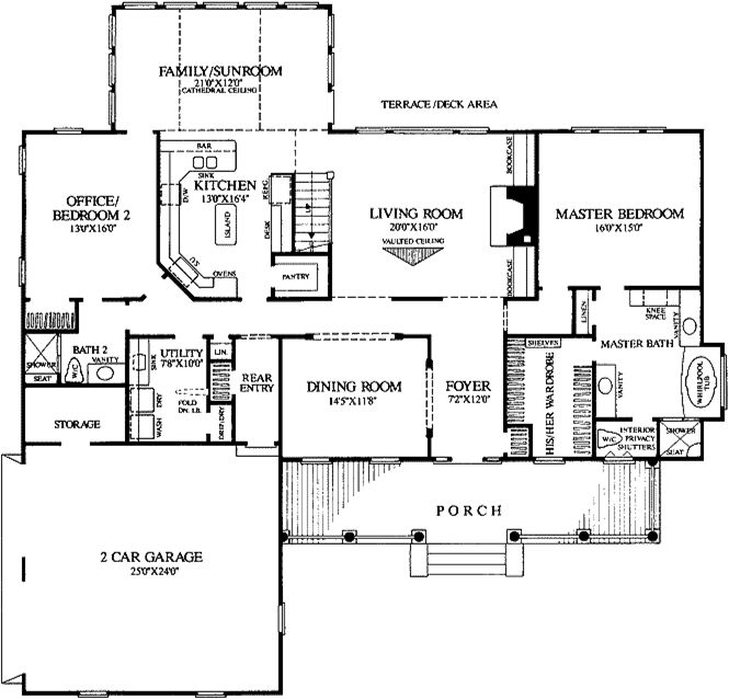 Mulberry Farm House Plan Home Design And Style