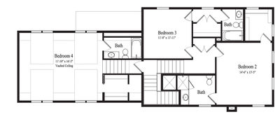 Floorplan Level 2