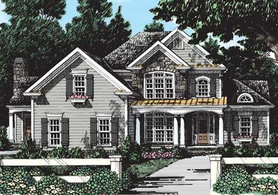 Timeless Traditional Home Plans And Floor Plans